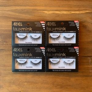 Ardell Faux Mink 817 Lashes (x4)